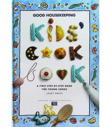 Good Housekeeping Kids' Cook Book