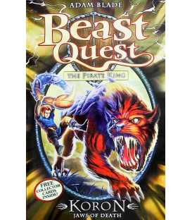 Koron Jaws of Death (Beast Quest)