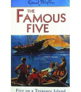 Five on a Treasure Island (The Famous Five)