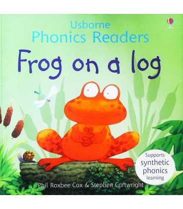 Frog on a Log (Phonics Readers)