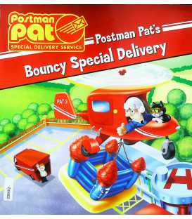 Postman Pat's Bouncy Special Delivery