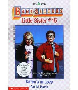 Karen's in Love (Baby-Sitters Little Sister, No. 15)