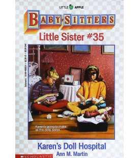 Karen's Doll Hospital (Baby-Sitters Little Sister, No. 35)