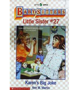 Karen's Big Joke (Baby-Sitters Little Sister, No. 27)