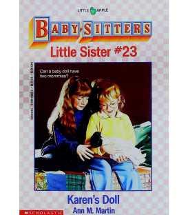 Karen's Doll (Baby-Sitters Little Sister, No. 23)