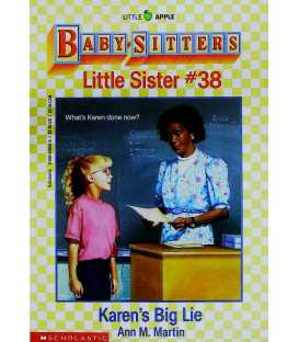 Karen's Big Lie (Baby-Sitter's Little Sister #38)