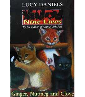 Ginger, Nutmeg Clove (Nine Lives)
