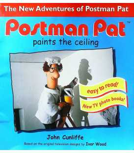 Postman Pat Paints the Ceiling (Postman Pat Photo Book)