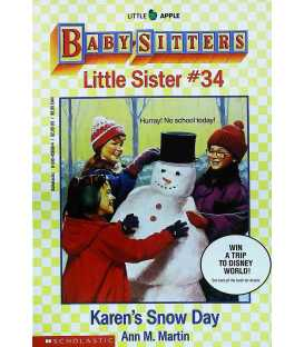 Karen's Snow Day (Baby-Sitters Little Sister, No. 34)