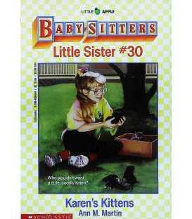 Karen's Kittens (Baby-Sitters Little Sister, Book 30)
