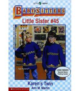 Karen's Twin (Baby Sitters Little Sister, No 45)