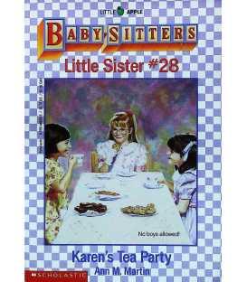 Karen's Tea Party (Baby-Sitters Little Sister)