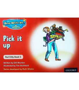 Read Write Inc. Phonics: Red Ditty Book 5: Pick it Up