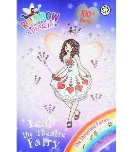 Leah the Theatre Fairy (Rainbow Magic)