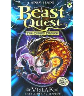 Vislak The Slithering Serpent (Beast Quest)