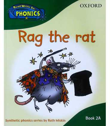 Read Write Inc. Phonics: Rag the Rat Book 2a
