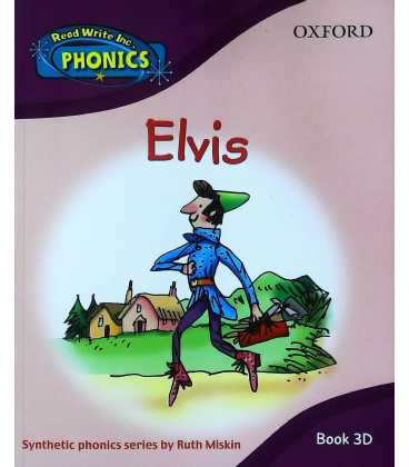 Read Write Inc. Home Phonics: Elvis: Book 3d