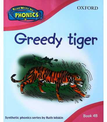 Read Write Inc. Home Phonics: Greedy Tiger: Book 4B