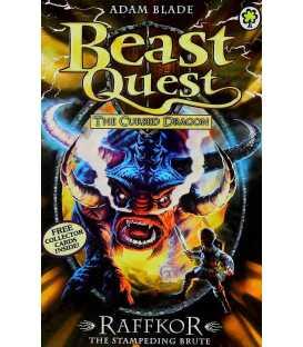 Raffkor The Stampeding Brude (Beast Quest)