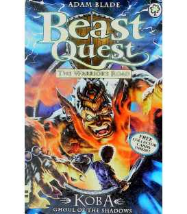 Koba Ghoul of the Shadows (Beast Quest)