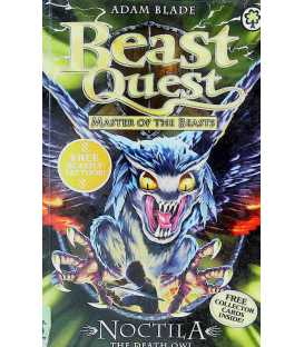 Noctila the Death Owl (Beast Quest)
