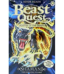Shamani the Raging Flame (Beast Quest)