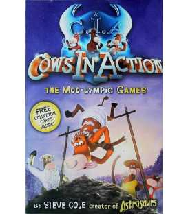 The Moo-Lympic Games (Cows in Action)