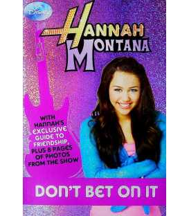 Don't Bet on It (Hannah Montana)