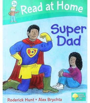 Read At Home Super Dad 2a (Read At Home)