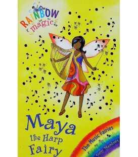 Maya the Harp Fairy (Rainbow Magic)