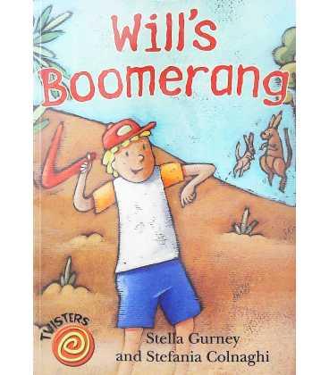 Will's Boomerang (Twisters)