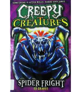 Spider Fright (Creepy Creatures)