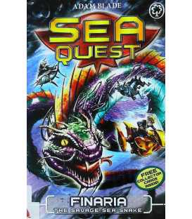 Finaria The Savage Sea Snake (Sea Quest)