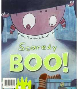 Scaredy Boo: A Children's Picture Book