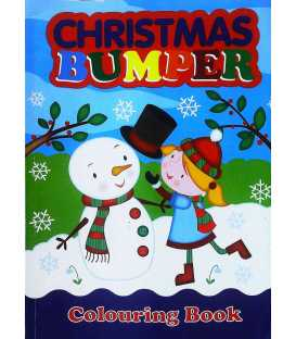 Christmas Bumper Colouring Book
