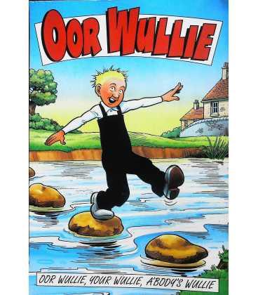 Oor Wullie 2001