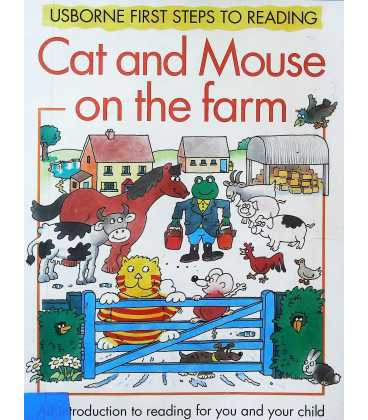 Cat and Mouse on the Farm: Usborne First Steps to Reading