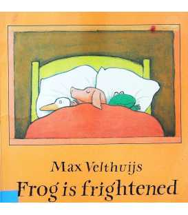 Frog is Frightened