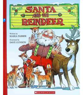 Santa and the Reindeer