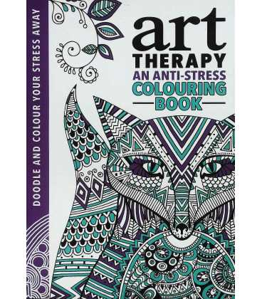 Art Therapy An Anti-Stress Colouring Book