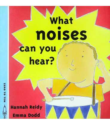 What Noises Can You Hear? (The in between books)