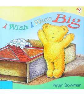 I Wish I Were Big (Red Fox picture book)