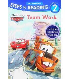 Disney Pixar Cars - Team Work
