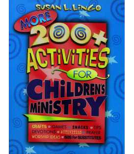 More 200+ Activities for Children's Ministry