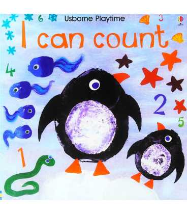 I Can Count (Usborne Playtime Series)