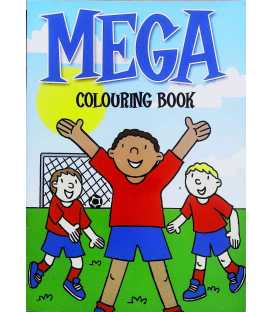 Mega Colouring Book