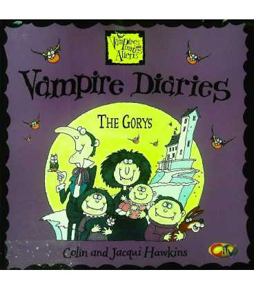 Vampire Diaries: The Gorys