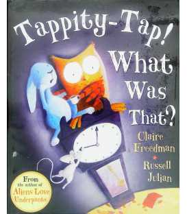 Tappity-tap! What Was That?