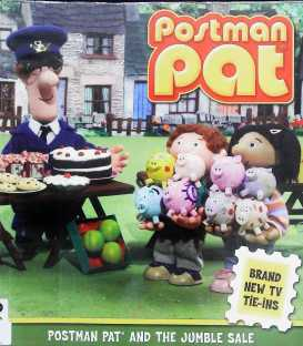 Postman Pat and the Jumble Sale