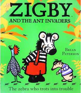 Zigby and the Ant Invaders